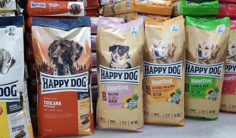 croquettes happy dog la rochelle animal nutrition